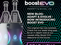 DrDabber Announces Update to Boost Vaporizer