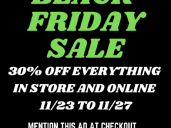 FunkyPiece Black Friday Sale Has Started