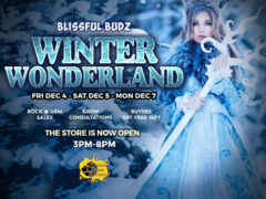 Blissful Budz Winter Wonderland (DC) December 7 2020