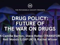 Drug Policy Future of the War on Drugs with Camille Barton (online) January 23 2021