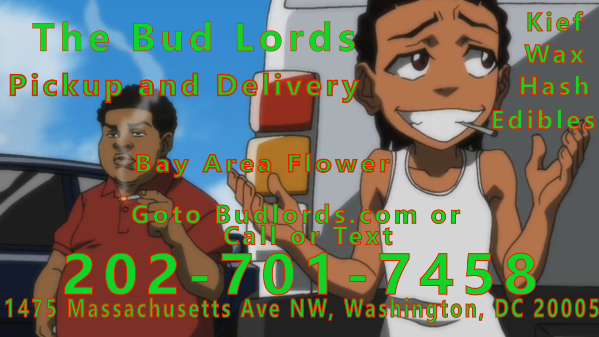 The Bud Lords DC