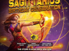 Trichome Honey Sagittarius Birthday Celebration (DC) December 11 14 2020