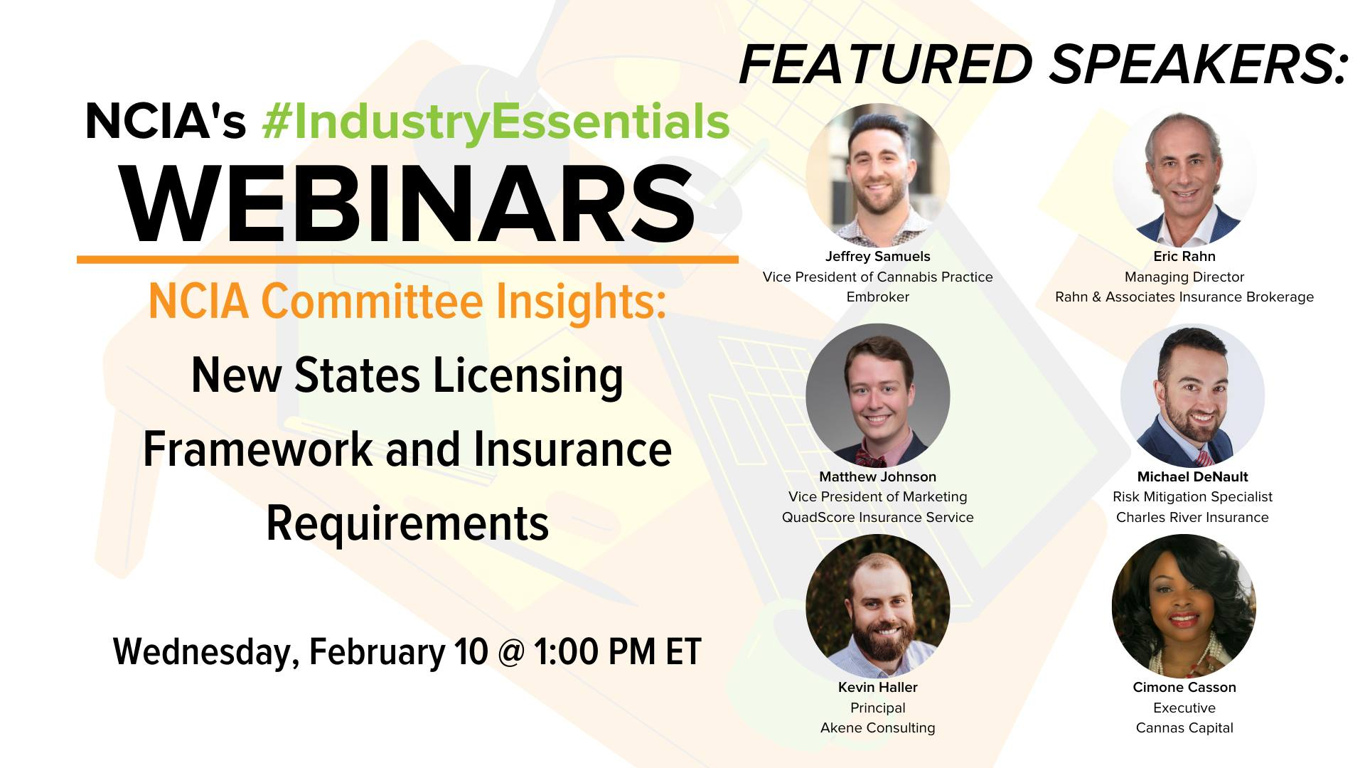 New States Licensing Framework and Insurance Requirements