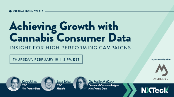 Achieving Growth with Cannabis Consumer Data