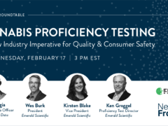 Cannabis Proficiency Testing Webinar