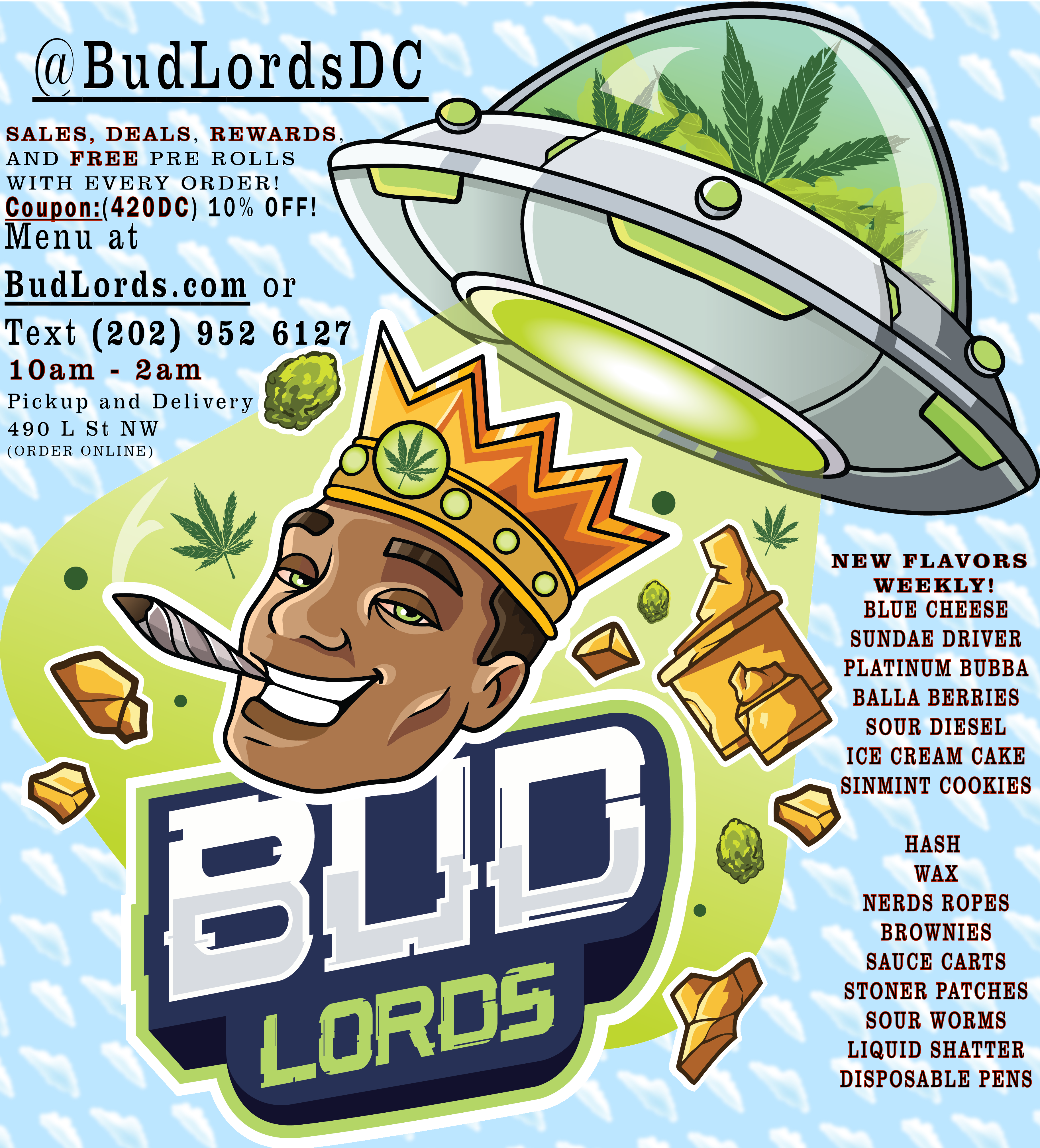Bud Lords DC