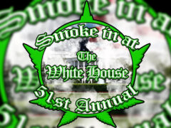 51st Annual Smoke In at The White House