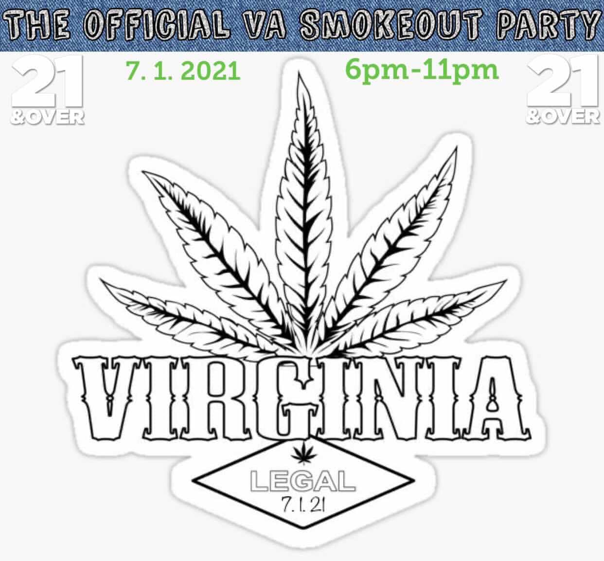 The Official VA Smokeout Party
